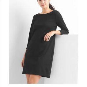Black loose fitting dress